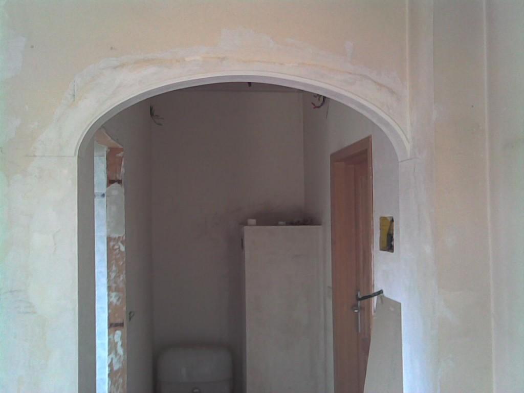 Archi in cheap lavori in gesso with archi in cartongesso - Archi in gesso per interni ...